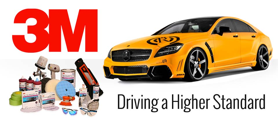 3M Automotive Products at Kentucky Auto Body Supplies